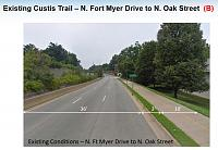 Click image for larger version.  Name:Custis Trail at Rosslyn BEFORE.jpg Views:52 Size:18.7 KB ID:18629