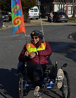 Click image for larger version.  Name:Cate on trike.jpg Views:34 Size:92.7 KB ID:25147