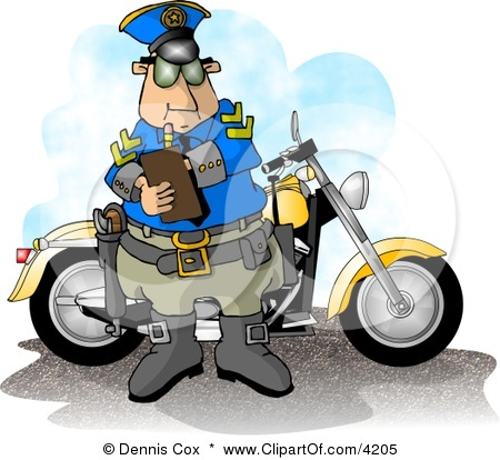Name:  4205-Motorcycle-Policeman-Filling-Out-A-Traffic-CitationTicket-Form-Clipart.jpg